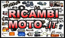 Ricambi Moto a in Italia by RicambiMoto.it